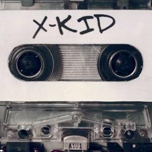 X-Kid - Image: Greendayxkidtape
