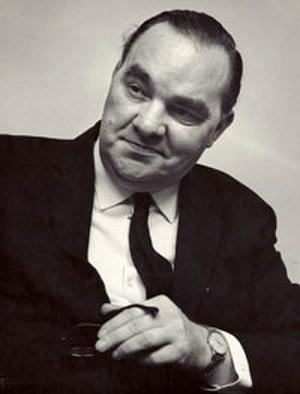 Gwyn Thomas (novelist) - Image: Gwyn thomas 01