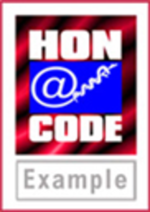 Health On the Net Foundation - The HONcode Logo