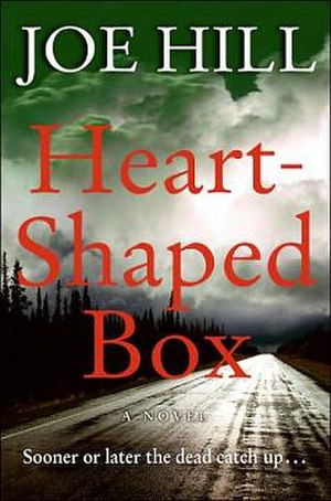 Heart-Shaped Box (novel) - Cover of US edition