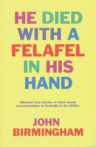 He Died with a Felafel in His Hand - Image: He Died with a Felafel in His Hand