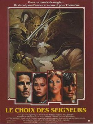 Hearts and Armour - Image: Hearts and armour movie poster 1983 1020553935