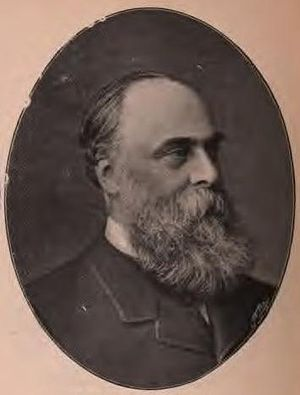 Henry Fell Pease - Pease in 1895.