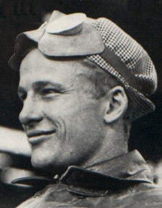 Howdy Wilcox - Wilcox circa 1919