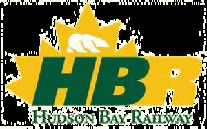 Hudson Bay Railway (1997) - Image: Hudson Bay Railway logo