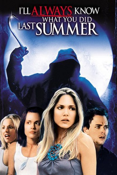 Picture of a movie: I'll Always Know What You Did Last Summer