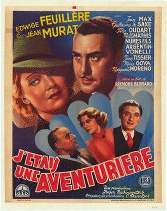 I Was an Adventuress (1938 film) - Image: I Was an Adventuress (1938 film)