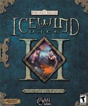 Icewind Dale II - Image: Icewind dale II box shot 211