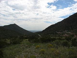 McKelligon Canyon