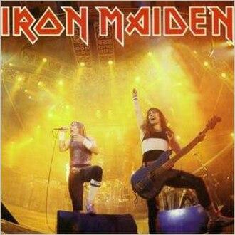 Running Free - Image: Iron Maiden Running Free (1985 live cover)