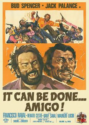 It Can Be Done Amigo - Image: It CAN BE DONE amigo