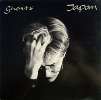 Ghosts (Japan song) - Image: Japan Ghosts 12 inch
