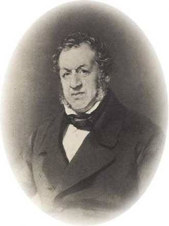 John Baird I (1798-1859) - Portrait of John Baird I by James MacLehose