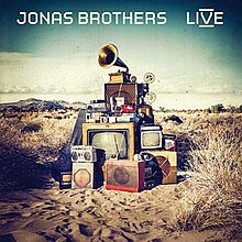 Jonas Brother LiVe album cover.jpg
