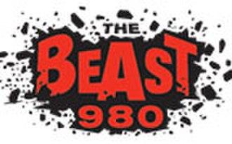 KFWB - Image: KFWB The Beast 980