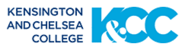 Kensington and Chelsea College logo