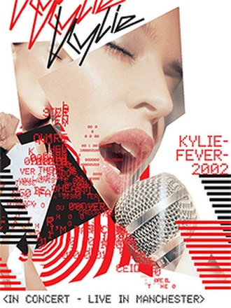 KylieFever2002: Live in Manchester - Image: Kfdvd
