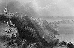 Killiney Hill - Killiney Hill, c. 1840