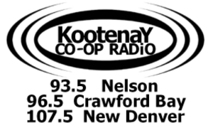 CJLY-FM - Image: Kootenay Co op Radio logo