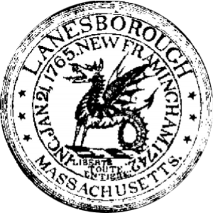 Lanesborough, Massachusetts - Image: Lanesborough MA seal