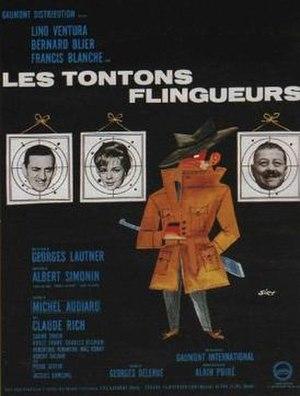 Les Tontons flingueurs - Image: Les tontons flingueurs