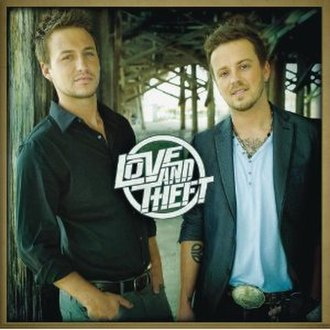 Love and Theft (Love and Theft album) - Image: Loveand Theft