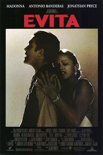 <i>Evita</i> (1996 film) 1996 musical film