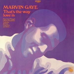 That's the Way Love Is (album) - Image: Marvin way love is