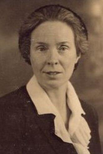 Mary Kitson Clark - Kitson Clark in 1940