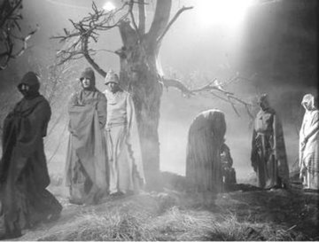 b216b4015 The Masque of the Red Death, picture by Roger Corman, 1964.