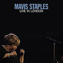 Resultado de imagen de Mavis Staples - Live in London