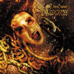 Metal Hurlant (album) - Image: Metal Hurlant