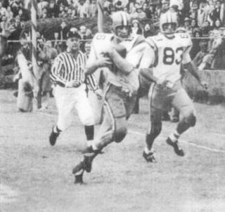 Mickey Mangham American football player