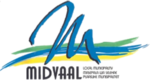 Official seal of Midvaal