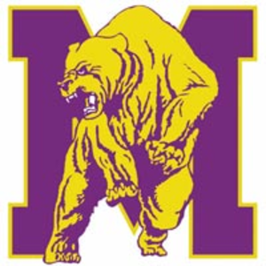 Miles College - Image: Miles Bear Logo
