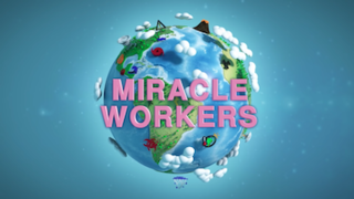 <i>Miracle Workers</i> (2019 TV series) American anthology comedy television series for TBS