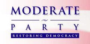 Moderate Party (Illinois) - Image: Moderate Party (Illinois) (logo)