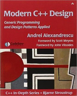 <i>Modern C++ Design</i>