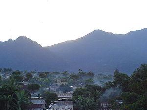 Chocolá - Modern village of Chocolá
