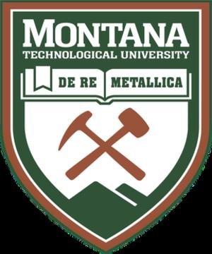 Montana Tech of the University of Montana - Image: Montana Tech seal