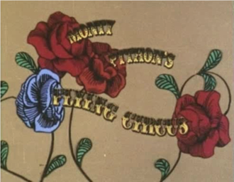 Monty Python's Flying Circus - Image: Monty Python's Flying Circus Title Card