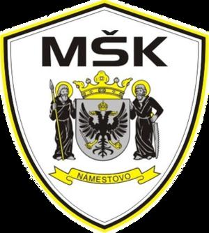 MŠK Námestovo - Image: Msk namestovo