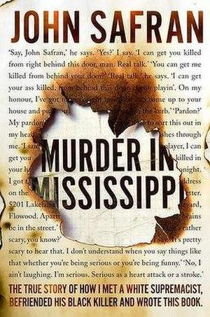 Murder in Mississippi (book) - Image: Murder in Mississippi (book)