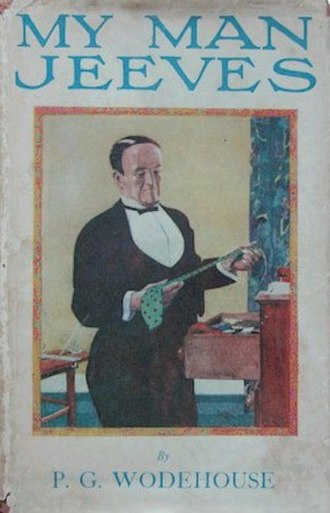 My Man Jeeves - First edition
