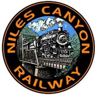 Niles Canyon Railway - Image: NC Rylogo S