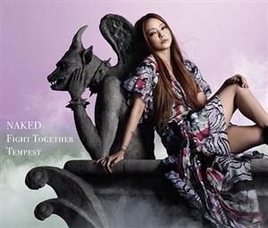 Naked/Fight Together/Tempest - Image: Namie Amuro NFTT
