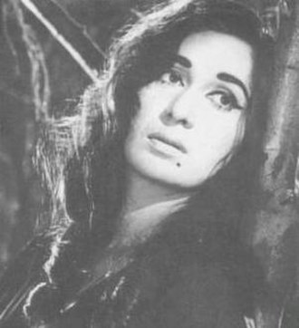 Cinema of Pakistan - Nayyar Sultana was Pakistani cinema's most recognizable actress in the 60s and 70s.