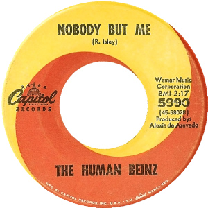 Nobody but Me (The Isley Brothers song)