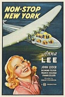 <i>Non-Stop New York</i> 1937 film by Robert Stevenson