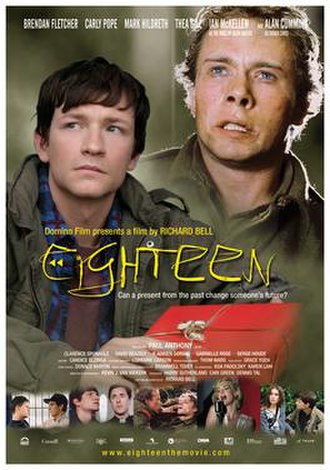 Eighteen (film) - Theatrical Release Poster